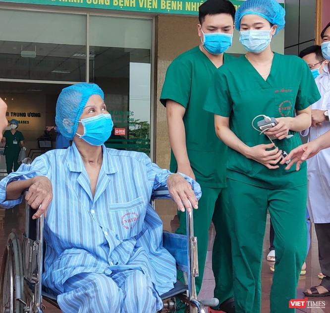"""Bệnh nhân 19 nhiều lần dọa """"tử vong"""" ảnh 4"""