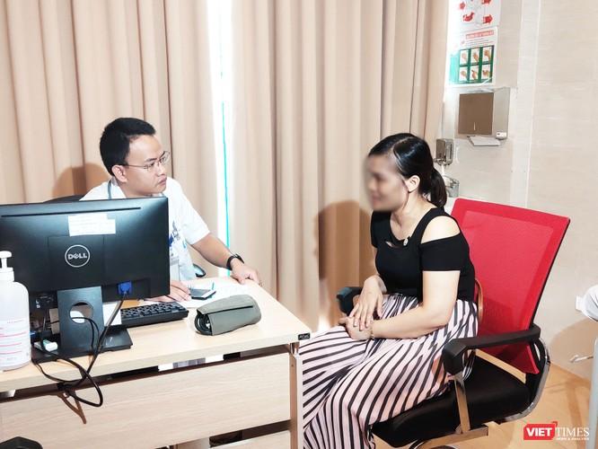 Công nghệ tia Laser, sóng cao tần hiện đại giúp bệnh nhân suy giãn tĩnh mạch hồi phục nhanh chóng ảnh 2