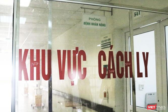 Bệnh nhân 1536 nguy kịch ở Đà Nẵng được chuyển đến TP. Hồ Chí Minh theo nguyện vọng của gia đình ảnh 1
