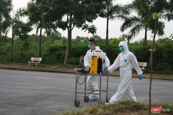 Bộ Y tế: Không để lọt người có nguy cơ mắc COVID-19 xâm nhập vào bệnh viện ảnh 1