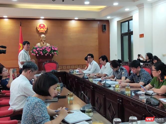 Đột xuất kiểm tra phát hiện xưởng sản xuất bánh trung thu Hương Trà nằm ngay cạnh rãnh nước thải ảnh 5