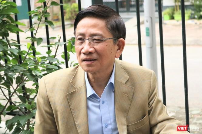 Ồn ào xung quanh bộ SGK Tiếng Việt 1 Cánh Diều, GS. Nguyễn Minh Thuyết nói gì? ảnh 4