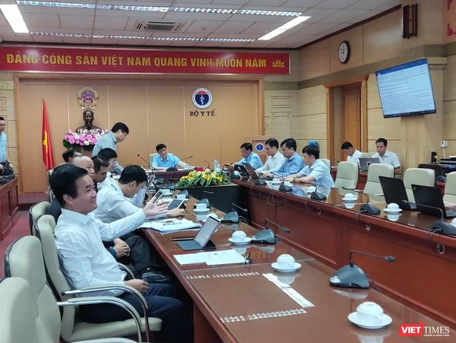 Quyền Bộ trưởng Bộ Y tế: Các địa phương phải chuẩn bị kịch bản để chủ động phòng, chống dịch ảnh 1