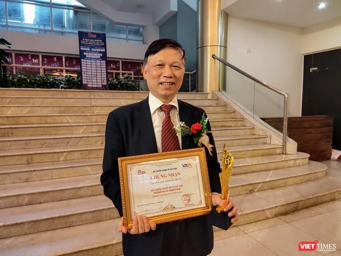 Hồ sơ sức khoẻ điện tử của Bộ Y tế được vinh danh tại giải thưởng Chuyển đổi số Việt Nam 2020 ảnh 2