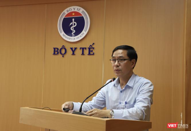 Bộ trưởng Bộ Y tế: Nguy cơ lây nhiễm COVID-19 từ các nước vào Việt Nam là rất lớn ảnh 3