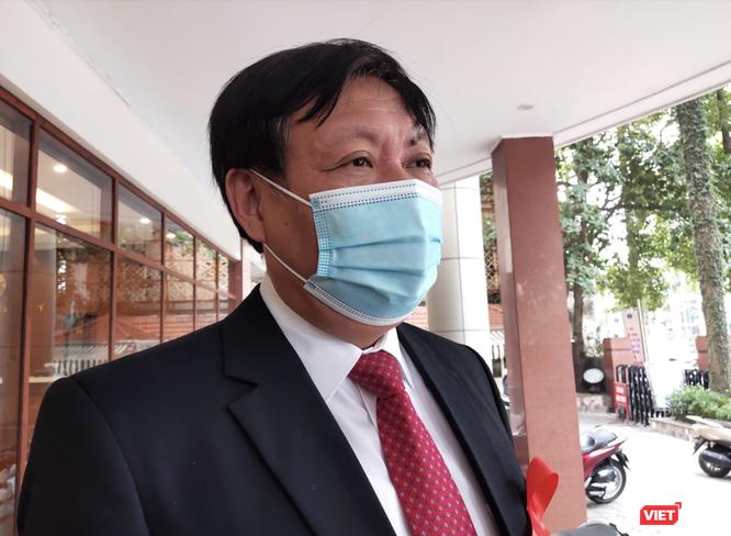 PGS. TS. Nguyễn Huy Nga: Tiếp viên hàng không mắc COVID-19 đã vi phạm nghiêm trọng quy định cách ly ảnh 1