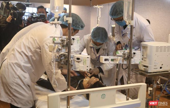 Hơn 500 giáo sư, bác sĩ hàng đầu sẽ phục vụ công tác chăm sóc y tế tại Đại hội Đảng ảnh 16