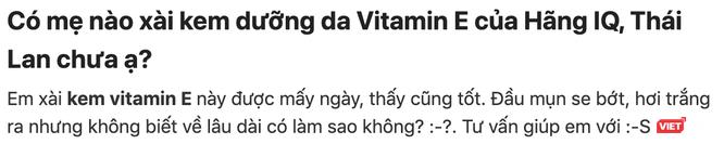 Lạ: Chứa thuỷ ngân vượt ngưỡng, kem thoa mặt IQ Vitamin E vẫn được chào bán tràn lan trên mạng ảnh 2