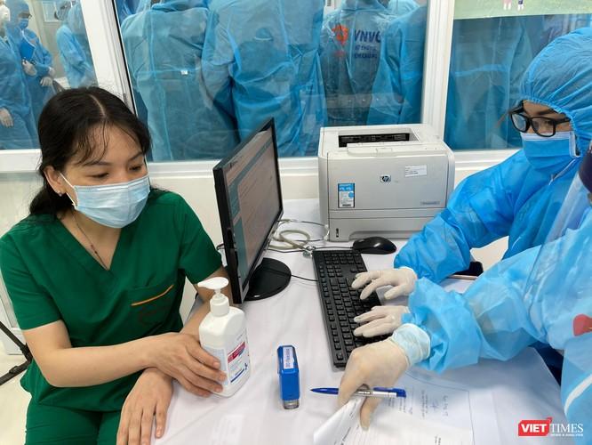 Hà Nội huy động mọi nguồn lực để tiêm 200.000 liều vaccine phòng COVID-19/ngày cho người dân ảnh 1
