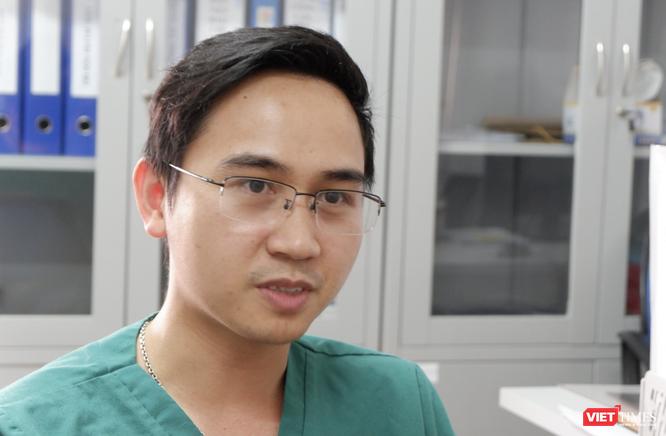 """BS. Phạm Văn Phúc: """"Tôi trưởng thành hơn sau 1 năm chiến đấu với COVID-19"""" ảnh 3"""