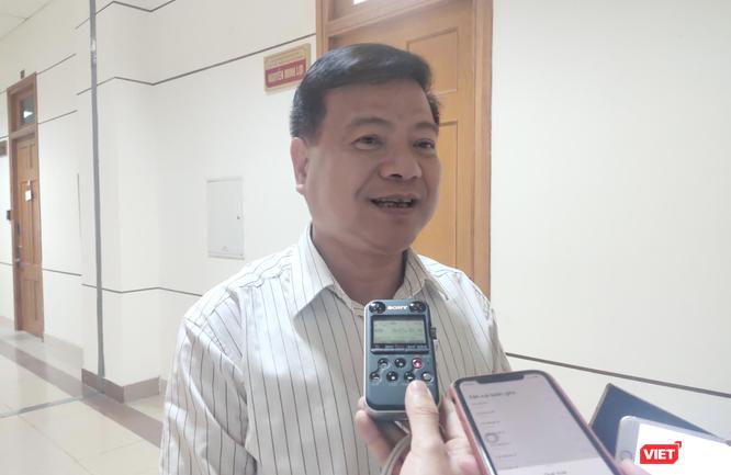 GS. TS. Nguyễn Văn Kính: Biến chủng kép của virus SARS-CoV-2 có thể lây lan nhanh ảnh 1