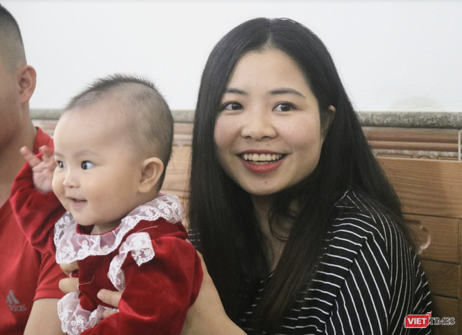 4 năm tìm con, đôi vợ chồng trẻ vỡ oà trong hạnh phúc khi thiên thần nhỏ chào đời khoẻ mạnh ảnh 2