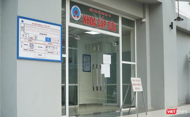 Nóng: 2 ca nghi mắc COVID-19 đến khám ở BV Hữu Nghị không khai báo việc từng đi du lịch Đà Nẵng ảnh 1