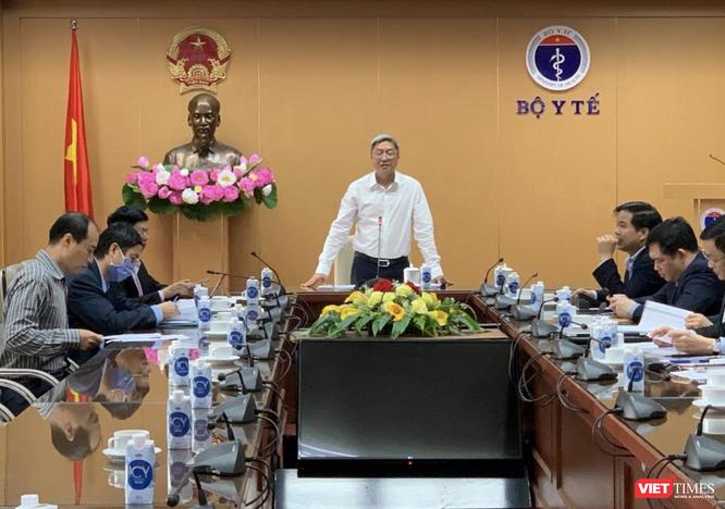 Xét nghiệm cho 40.000 người dân ở Bắc Giang, thí điểm công nhân được tự lấy mẫu xét nghiệm nhanh ảnh 1