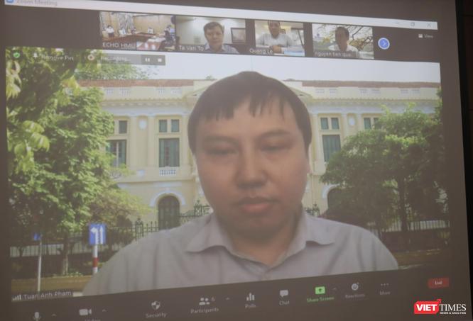 Lần đầu tiên trong lịch sử Trường ĐH Y Hà Nội tổ chức bảo vệ luận án tiến sĩ online vì dịch COVID-19 ảnh 3