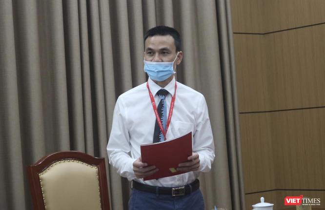 Lần đầu tiên trong lịch sử Trường ĐH Y Hà Nội tổ chức bảo vệ luận án tiến sĩ online vì dịch COVID-19 ảnh 2