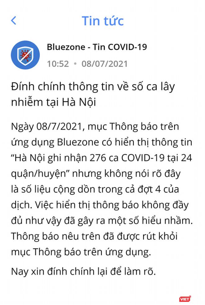 Thực hư tin Hà Nội có hơn 200 ca mắc COVID-19 chỉ trong 1 ngày ảnh 1