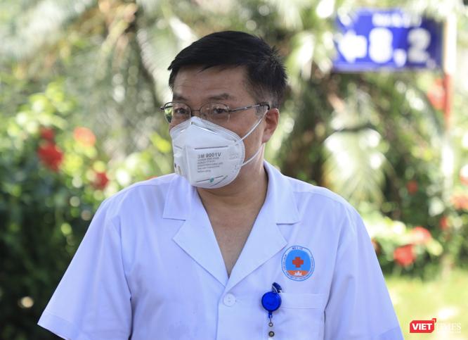 30 bác sĩ, điều dưỡng của Bệnh viện Hữu Nghị vào Tiền Giang để điều trị cho bệnh nhân COVID-19 nặng ảnh 2