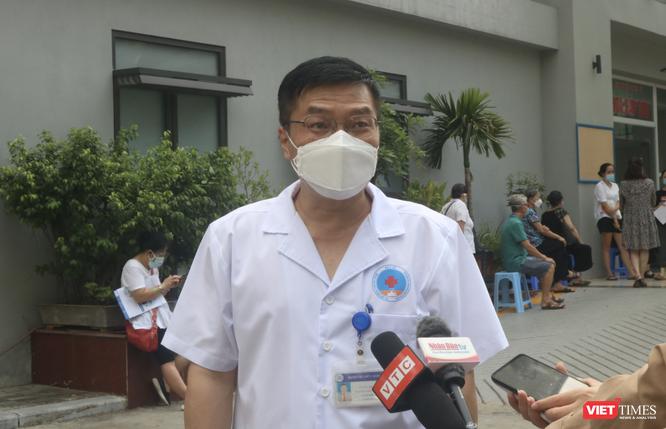 35 bác sĩ, điều dưỡng của Bệnh viện Hữu Nghị tham gia tiếp sức cho TP. HCM phòng, chống dịch ảnh 1