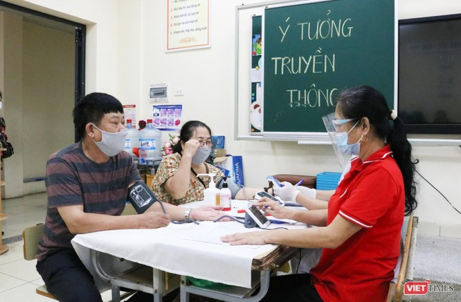Hạn chót ngày 15/9, Hà Nội tiêm vaccine phòng COVID-19 cho người dân như thế nào? ảnh 9