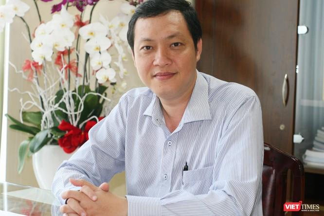 Ông Nguyễn Thành Trung, Chánh Văn phòng Sở GD&ĐT TP.HCM