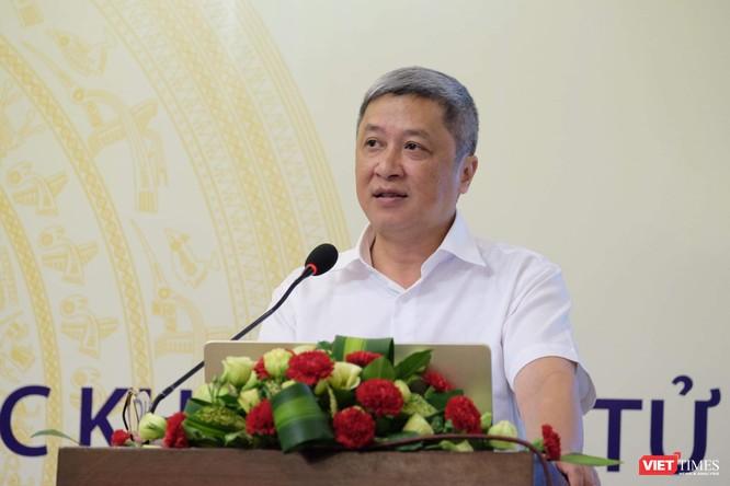 Ông Nguyễn Trường Sơn - Thứ trưởng Bộ Y tế