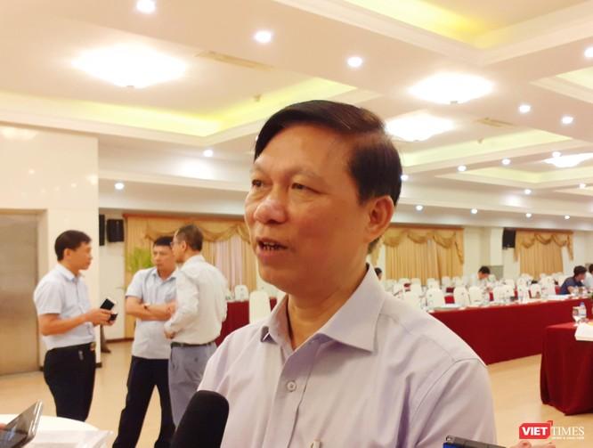 PGS.TS Trần Quý Tường - Cục trưởng Cục CNTT, Bộ Y tế
