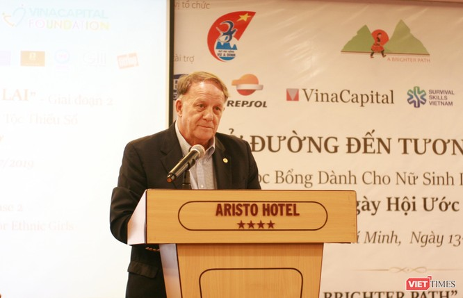 Ông Rad Kivette - Giám đốc điều hành VFC