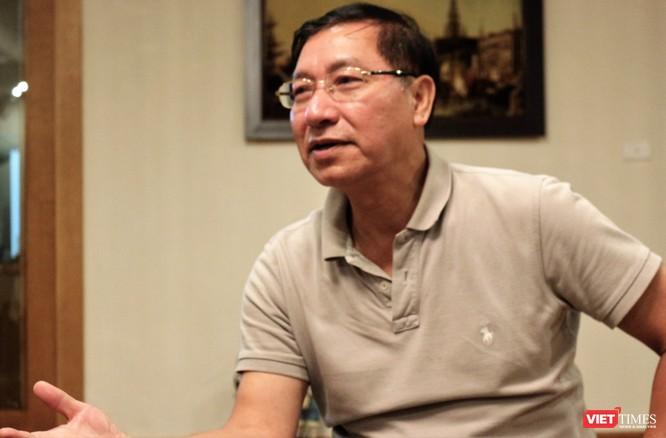 """Cựu Đại sứ Việt Nam tại Trung Đông nhận định về """"ván đấu quyền lực"""" Syria ảnh 7"""