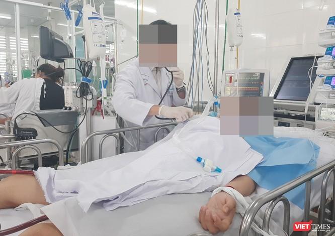 """TP.HCM: Người phụ nữ bị tử vong nghi sau khi """"làm đẹp"""" ở BV Thẩm mỹ Kangnam ảnh 1"""