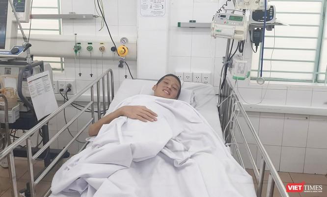 Bệnh viện Nhi Đồng 1 cứu sống bệnh nhân bị sốt xuất huyết Dengue nặng, suy đa cơ quan ảnh 2