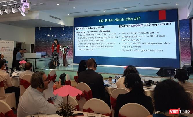 Thêm 15 tỉnh thành được dùng miễn phí thuốc dự phòng phơi nhiễm HIV - PrEP ảnh 2