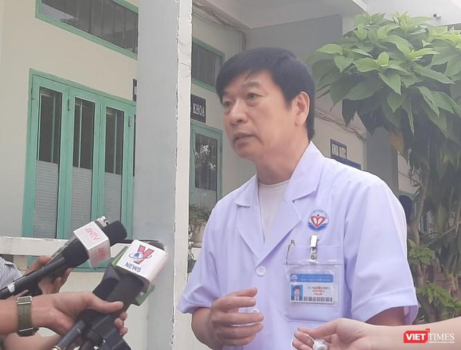 Bệnh nhân nổ súng tự sát tại Bệnh viện Trưng Vương đã tử vong ảnh 1