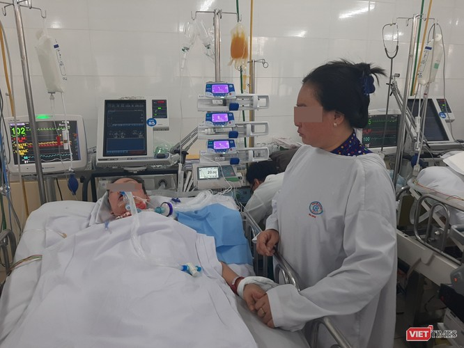 6 bệnh nhân nguy kịch vì ngộ độc paracetamol ảnh 1