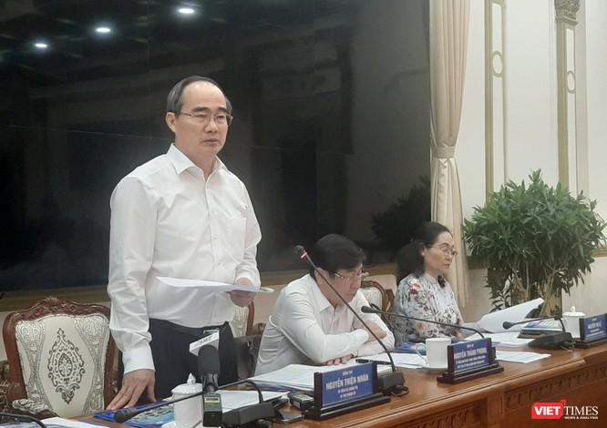 TP.HCM: Những ý kiến trái chiều về xây dựng Bệnh viện dã chiến chống dịch Corona ảnh 2