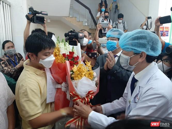 Bệnh nhân nhiễm virus Corona tại BV Chợ Rẫy đã được xuất viện ảnh 2