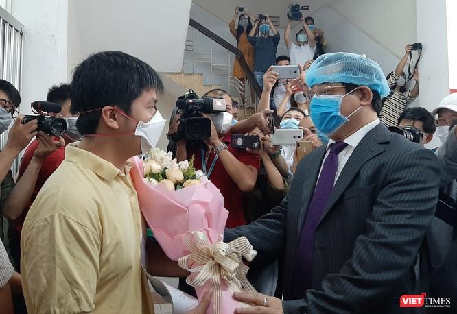 Bệnh nhân nhiễm virus Corona tại BV Chợ Rẫy đã được xuất viện ảnh 1