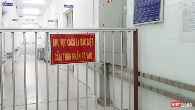 Bệnh nhân Trung Quốc tại BV Vinmec Central Park âm tính với virus Corona ảnh 1