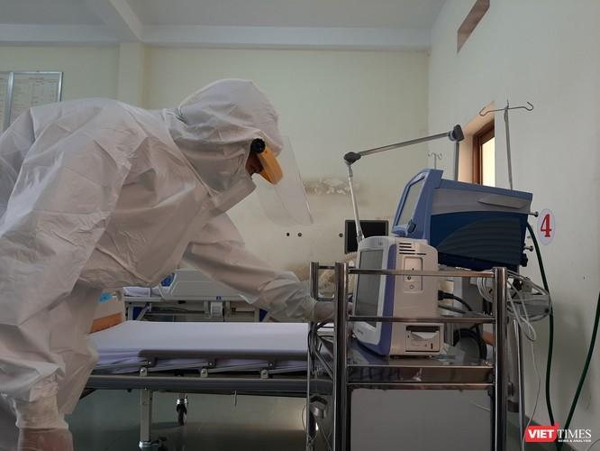 TP.HCM đưa Bệnh viện Dã chiến vào hoạt động, sẵn sàng 'chiến đấu' với dịch bệnh viêm phổi Vũ Hán ảnh 12