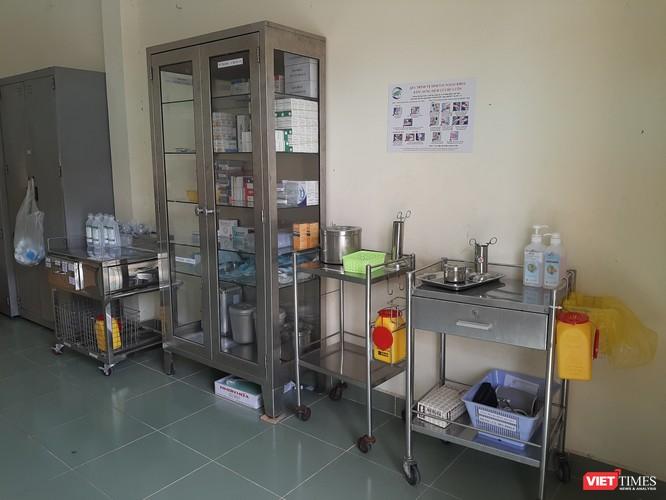 TP.HCM đưa Bệnh viện Dã chiến vào hoạt động, sẵn sàng 'chiến đấu' với dịch bệnh viêm phổi Vũ Hán ảnh 13