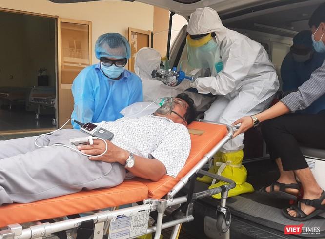 TP.HCM đưa Bệnh viện Dã chiến vào hoạt động, sẵn sàng 'chiến đấu' với dịch bệnh viêm phổi Vũ Hán ảnh 3