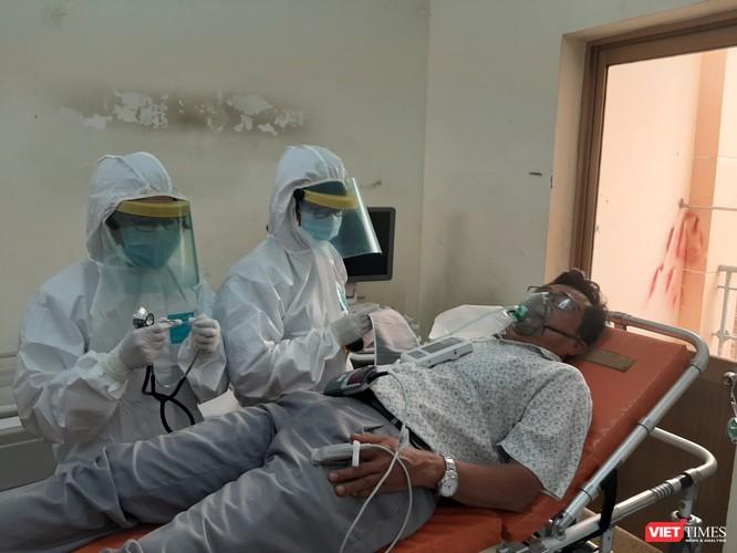 TP.HCM đưa Bệnh viện Dã chiến vào hoạt động, sẵn sàng 'chiến đấu' với dịch bệnh viêm phổi Vũ Hán ảnh 4