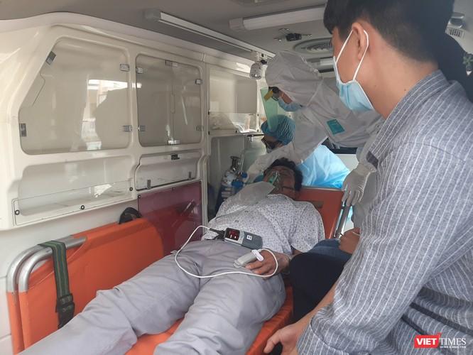 TP.HCM đưa Bệnh viện Dã chiến vào hoạt động, sẵn sàng 'chiến đấu' với dịch bệnh viêm phổi Vũ Hán ảnh 2