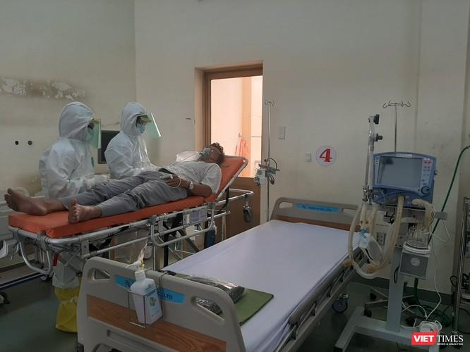 TP.HCM đưa Bệnh viện Dã chiến vào hoạt động, sẵn sàng 'chiến đấu' với dịch bệnh viêm phổi Vũ Hán ảnh 5