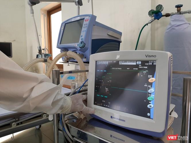 TP.HCM đưa Bệnh viện Dã chiến vào hoạt động, sẵn sàng 'chiến đấu' với dịch bệnh viêm phổi Vũ Hán ảnh 11
