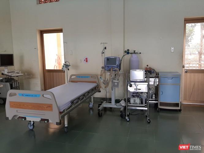 TP.HCM đưa Bệnh viện Dã chiến vào hoạt động, sẵn sàng 'chiến đấu' với dịch bệnh viêm phổi Vũ Hán ảnh 8