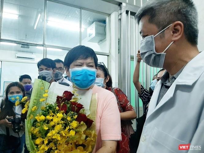 Người đàn ông Trung Quốc nhiễm virus Corona ở BV Chợ Rẫy đã khỏi bệnh và được xuất viện ảnh 1