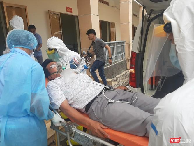 TP.HCM: BV Dã chiến cách ly 26 người nghi nhiễm COVID-19 ảnh 1