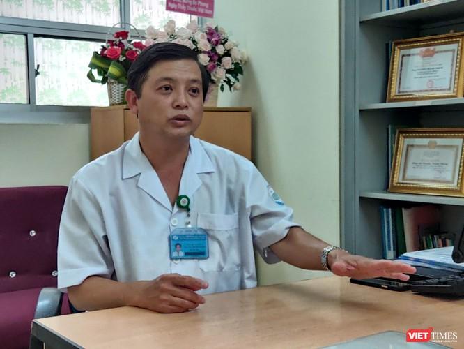Bác sĩ trưởng khoa nhiễm D Bệnh viện Bệnh Nhiệt đới: Chưa có căn cứ về việc COVID-19 lây qua đường nước, phân người ảnh 1
