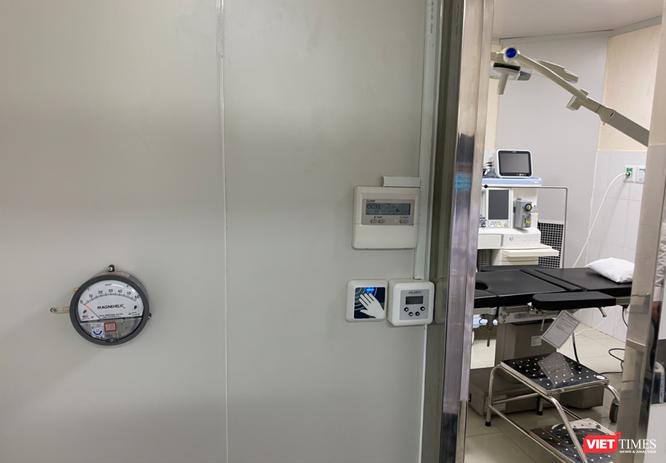 TP.HCM BV điều trị COVID-19 ở Cần Giờ đặt phòng cách ly áp lực âm, sẵn sàng cho cấp cứu ảnh 2